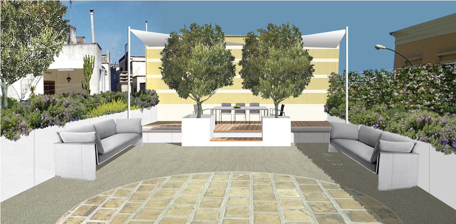 Idee Arredo Terrazzo Piccolo come arredare il terrazzo | stand up italia