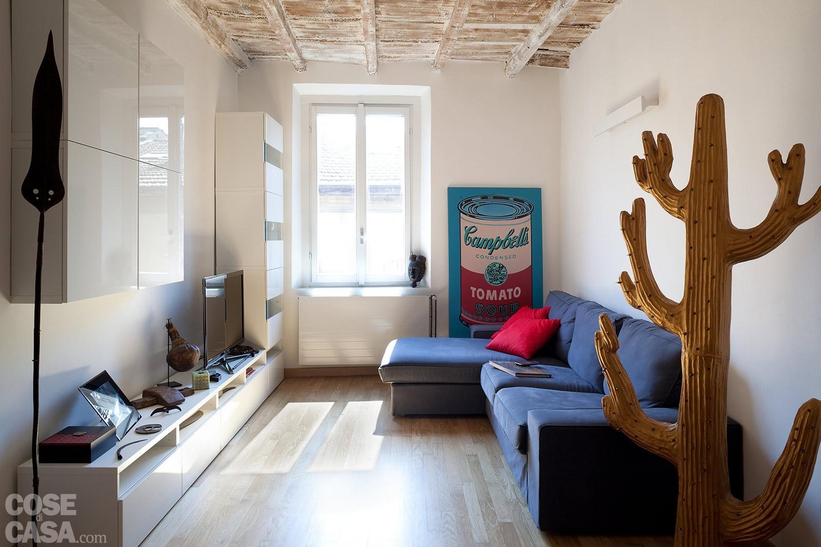 Come arredare il vostro soggiorno stand up italia for Arredare un ingresso stretto