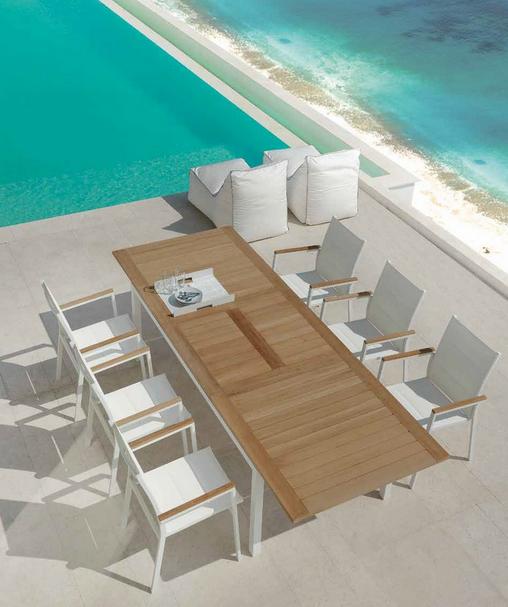 Tavolo Da Esterno Legno Allungabile.Come Scegliere Il Tavolo Da Giardino Per L Outdoor Dei Tuoi Sogni