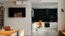 elominare le barriere architettoniche in casa